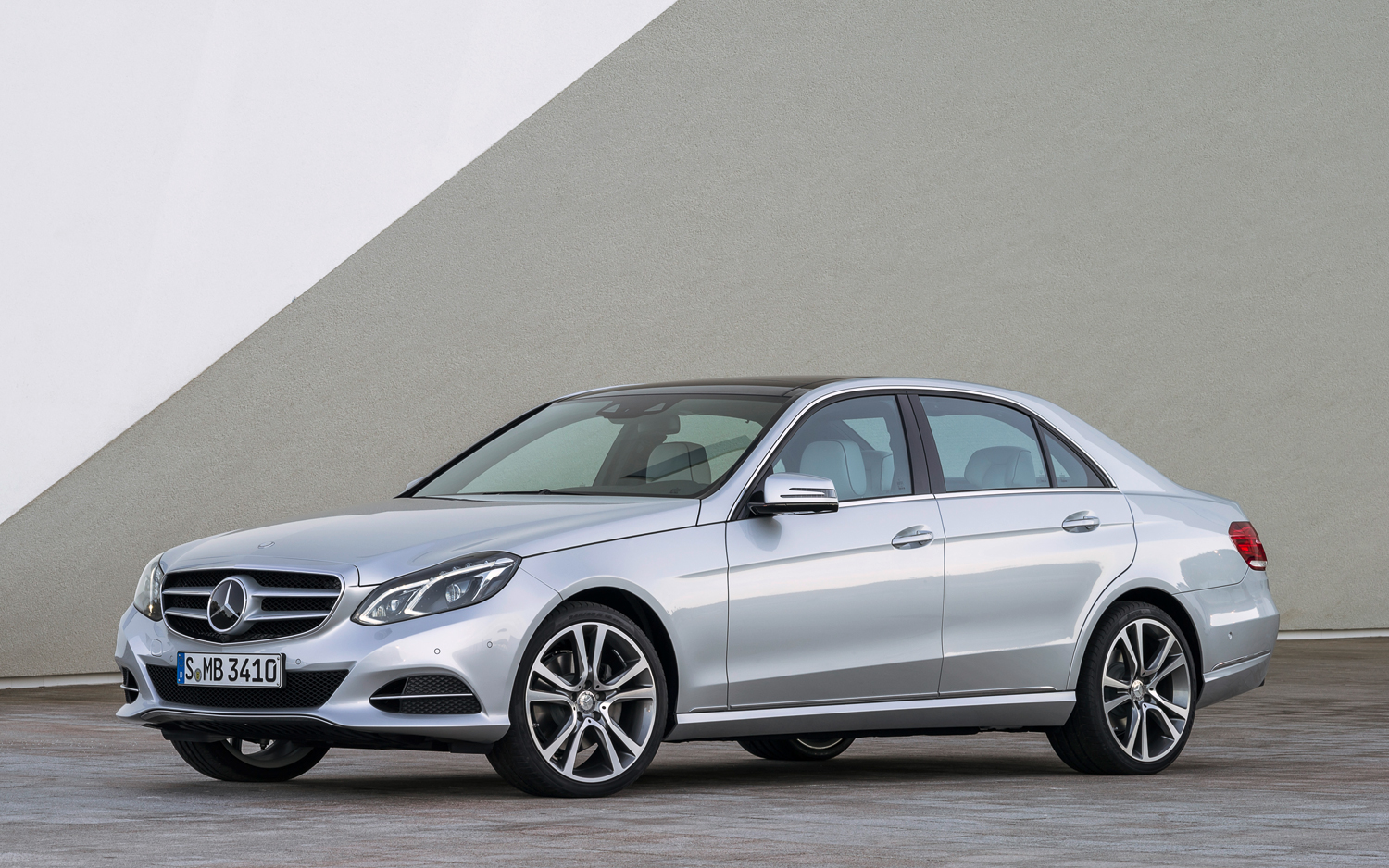 Mercedes E Class 2015 Will Receive Flagman Design New