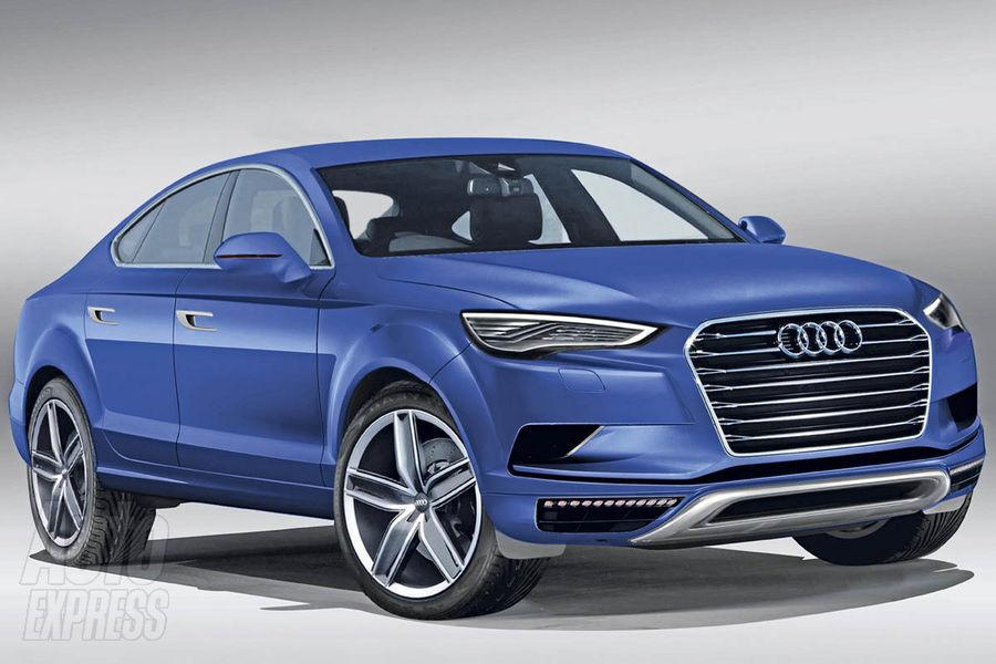 Three new crossovers Audi: Q1, Q6, Q8 | New cars 2015 - 2016