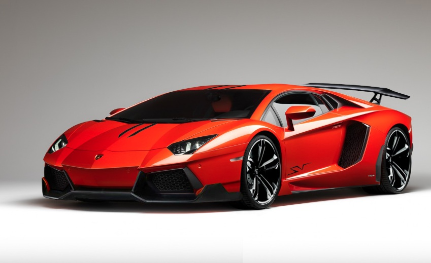 The most powerful Lamborghini Aventador: first photos | New cars 2016 ...