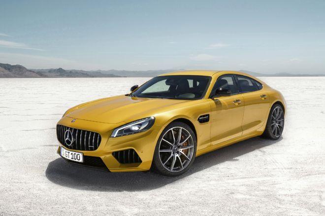Mercedes benz will make a rival porsche panamera new for Mercedes benz build a car