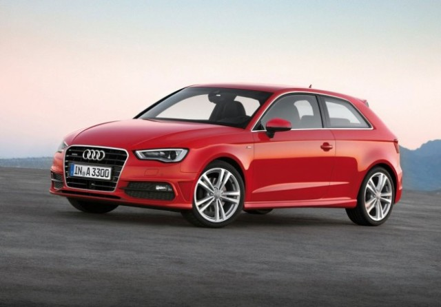 Germany car manufacturer get ready to turn audi a3 to whole family of