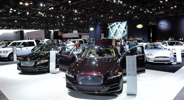 What Will Please Quests In New York Motor Show 2016 New
